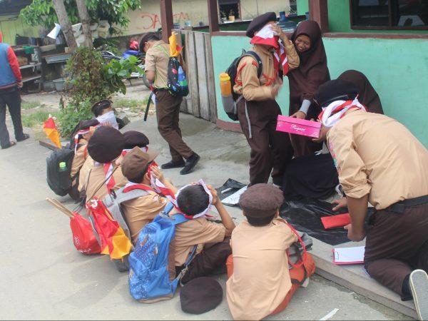 Pramuka, Kegiatan Ekstrakulikuler Wajib Sekolah