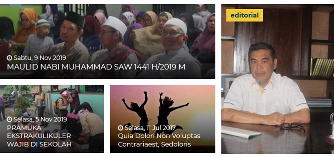 Selamat Datang Di_Sekolah Islam Terpadu Jayapura