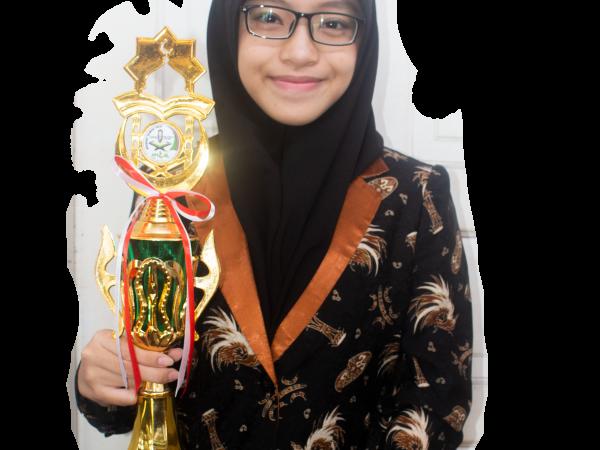 Juara 1 MTQ Tingkat Provinsi Papua Cabang Hifdzil 5 Juz + Tilawah